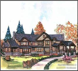 House Plan #115-1268