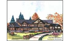 Main image for house plan # 15144