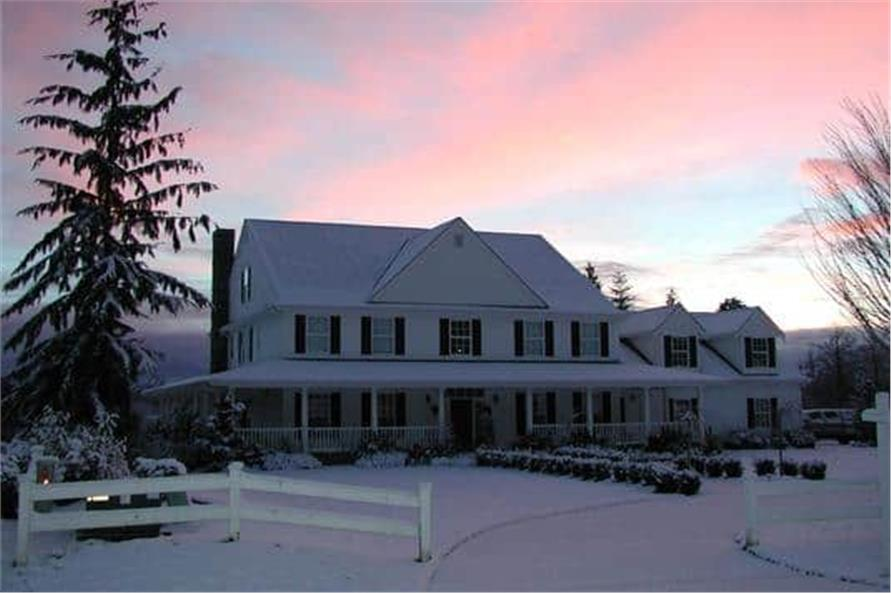 Home at Holidays of this 5-Bedroom,5315 Sq Ft Plan -115-1271