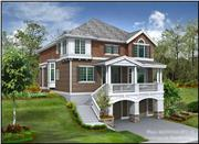 View house Plan#115-1276