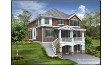 Main image for house plan # 9321