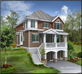 House Plan #115-1276