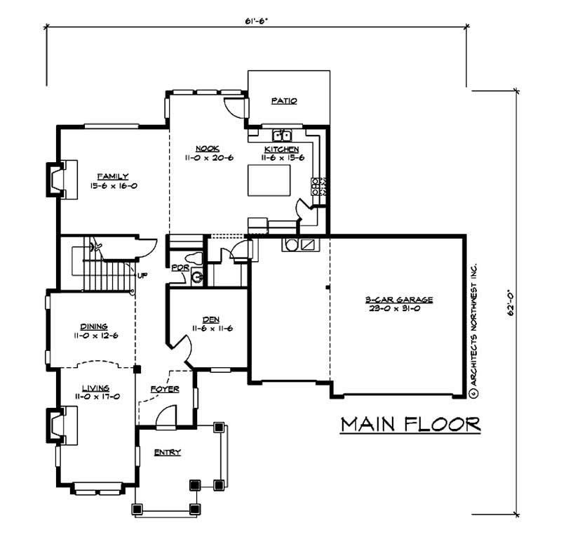 Multi Level Traditional Home With 3 Bedrms 3035 Sq Ft