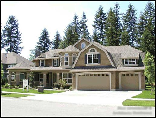 Main image for house plan # 9337