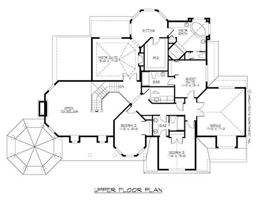 Floor Plan Main Story