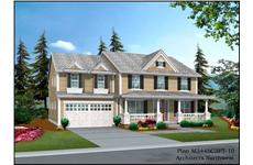 Main image for house plan # 14976