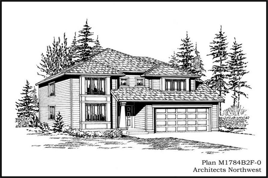 Main image for house plan # 14626