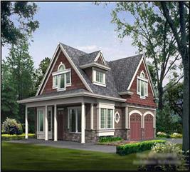 House Plan #115-1355