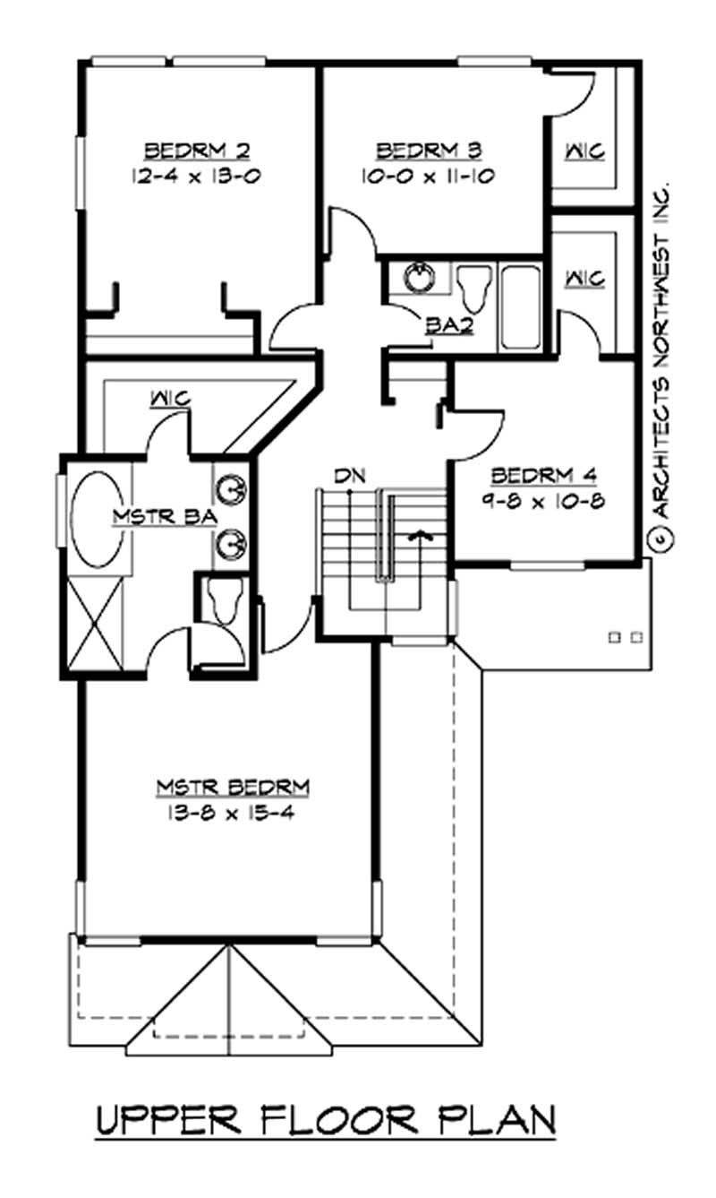 Traditional Multi Level House Plans Home Design Cd