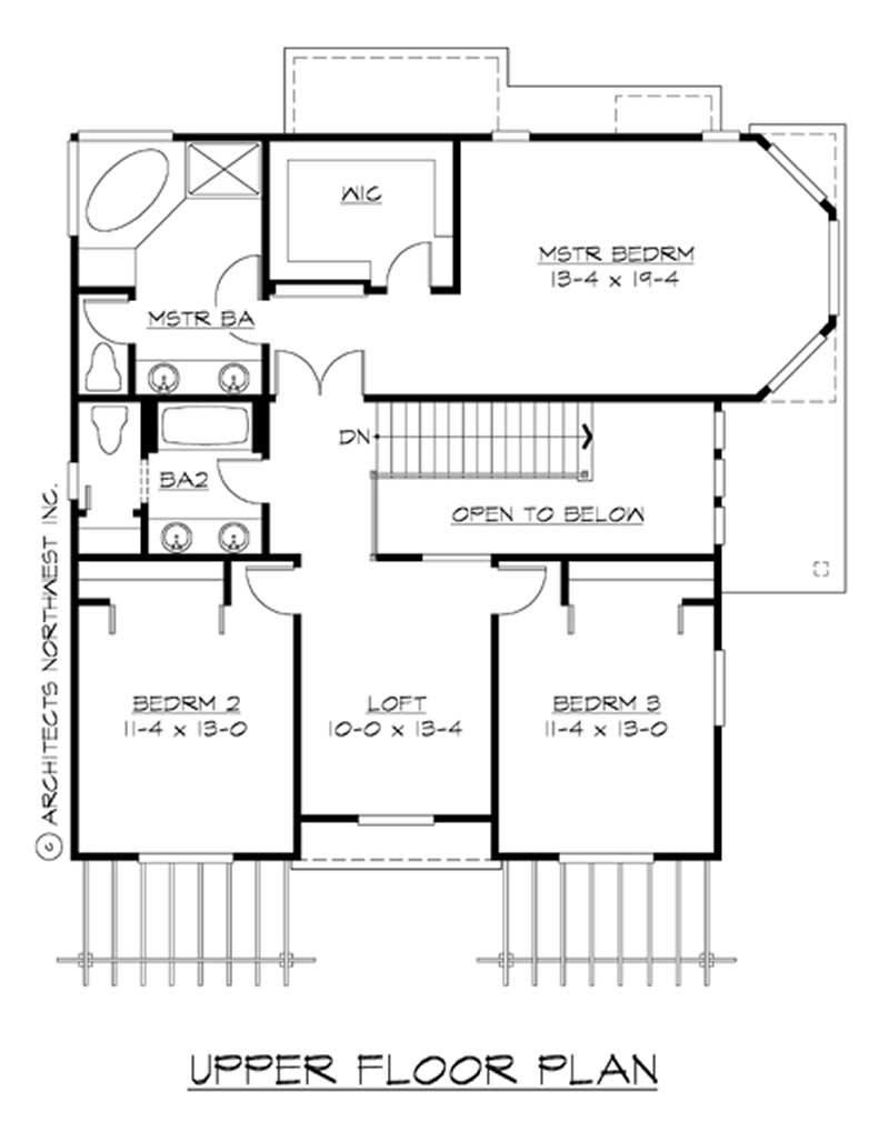 Traditional multi level house plans home design cd for Multi level home floor plans