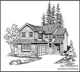 House Plan #115-1364