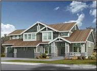 Main image for house plan # 9315