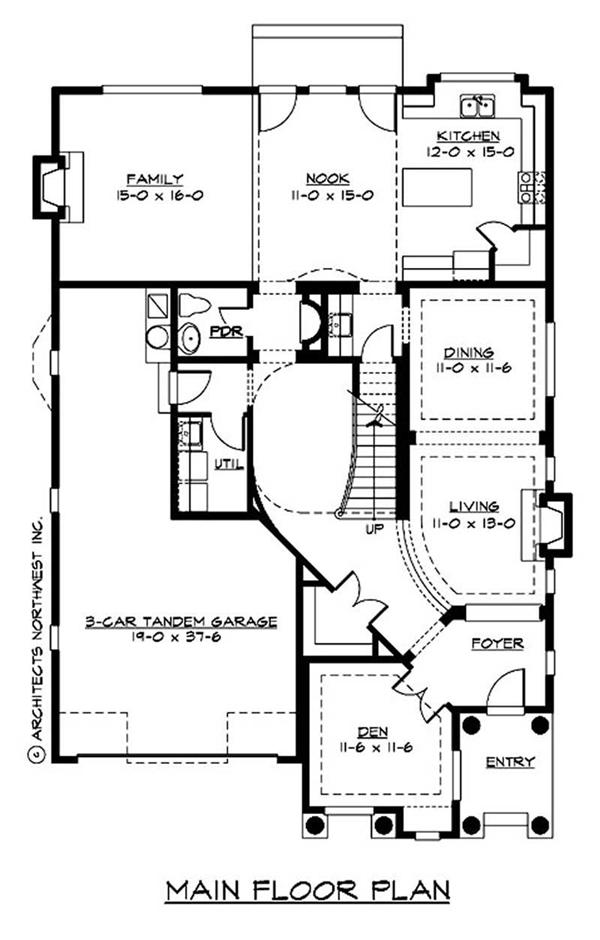 The Gallery For Tudor Homes Floor Plans
