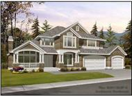 Main image for house plan # 9322