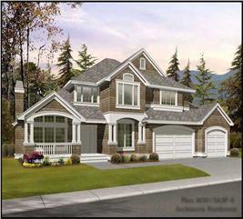 House Plan #115-1410