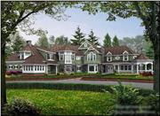 View house Plan#115-1414