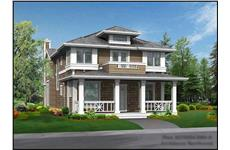 Main image for house plan # 9266