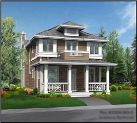 House Plan #115-1439