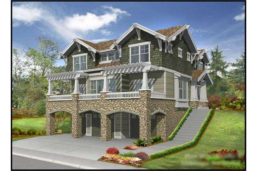 Main image for house plan # 14780