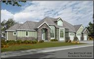 Main image for house plan # 9258