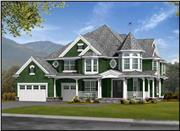View house Plan#115-1466