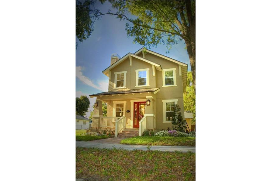 116-1007: Home Exterior Photograph
