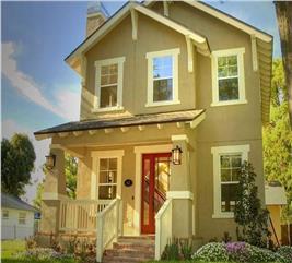 House Plan #116-1007