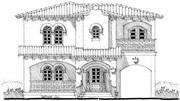 View house Plan#116-1008