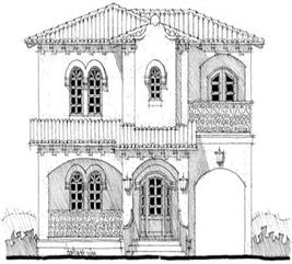 House Plan #116-1008