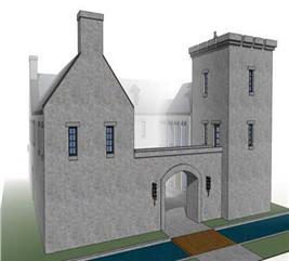 House Plan #116-1010