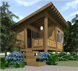 House Plan #116-1013
