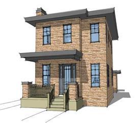 House Plan #116-1016