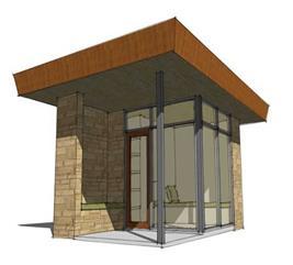 House Plan #116-1017