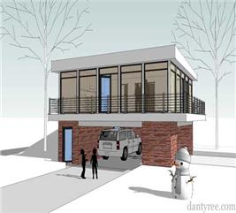 House Plan #116-1026