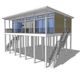 House Plan #116-1029