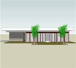 House Plan #116-1031