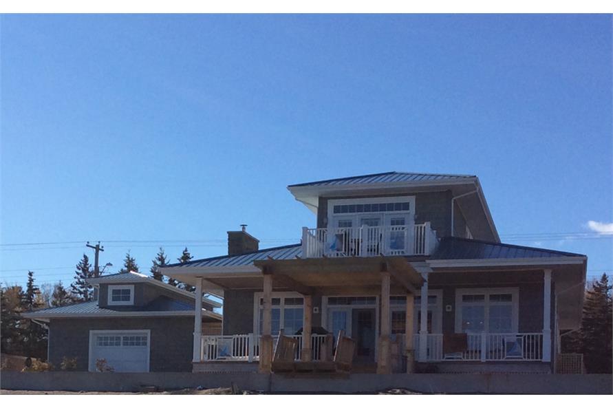 116-1036: Home Exterior Photograph