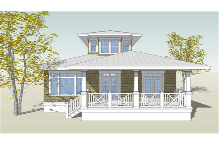116-1036: Home Plan Rendering