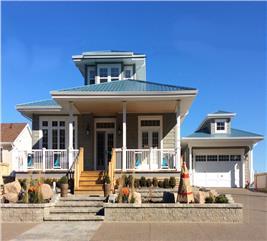 House Plan #116-1036