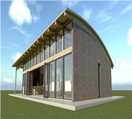 House Plan #116-1037