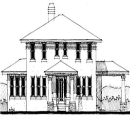 House Plan #116-1048