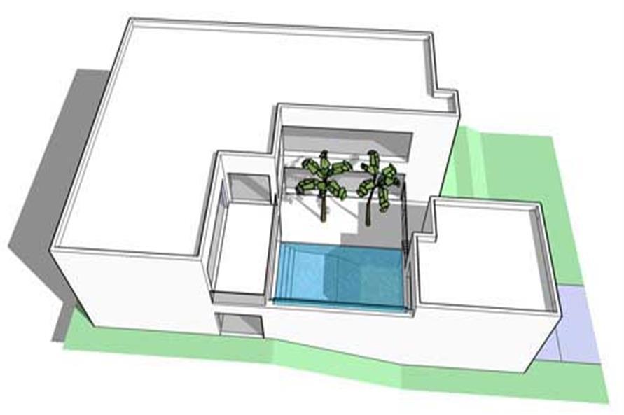 Home Plan Upper Left