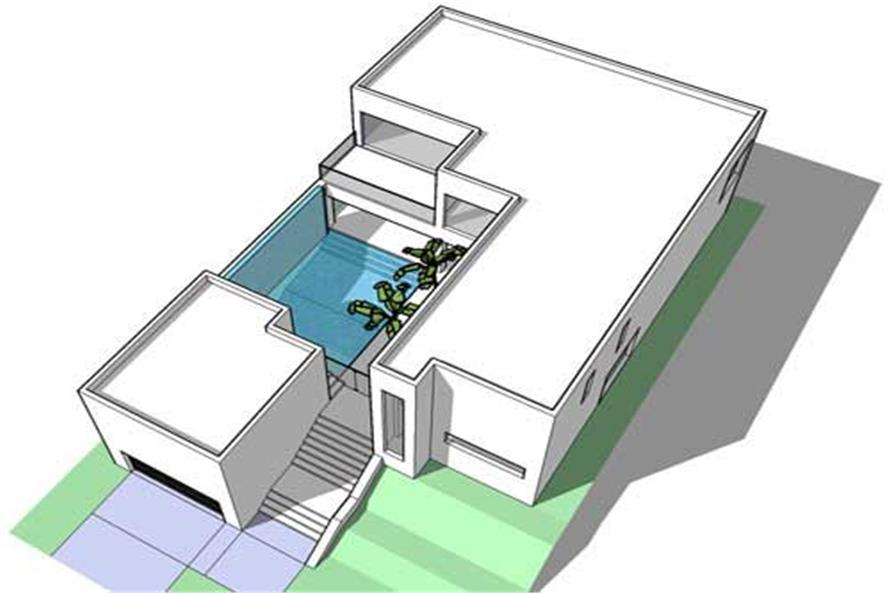 Icf house plans florida house plans with indoor pool arts for Icf house plans modern