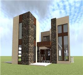 House Plan #116-1078
