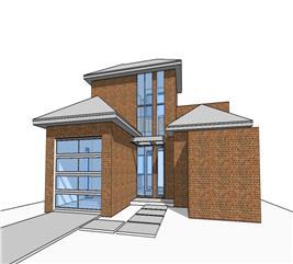 House Plan #116-1079