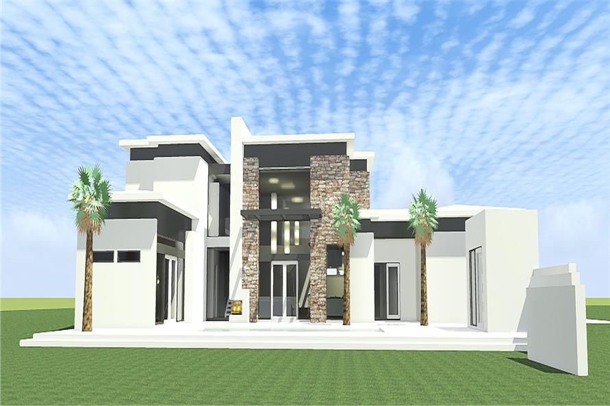 Contemporary Luxury Modern House Plans Home Design Boulder