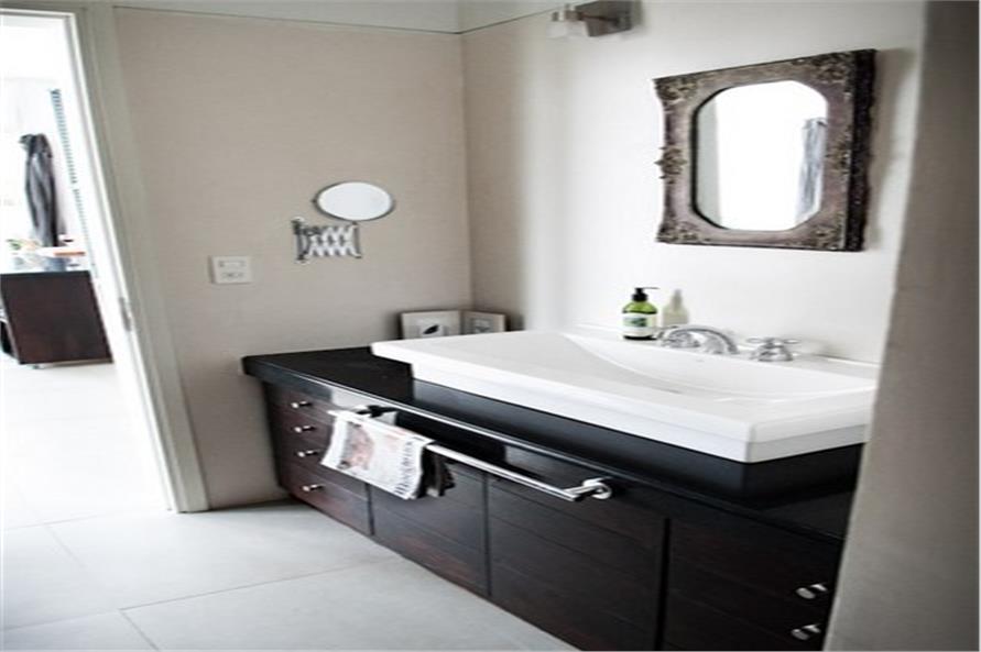 116-1082: Home Interior Photograph-Bathroom