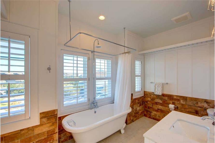 Bathroom of this 3-Bedroom,1581 Sq Ft Plan -1581
