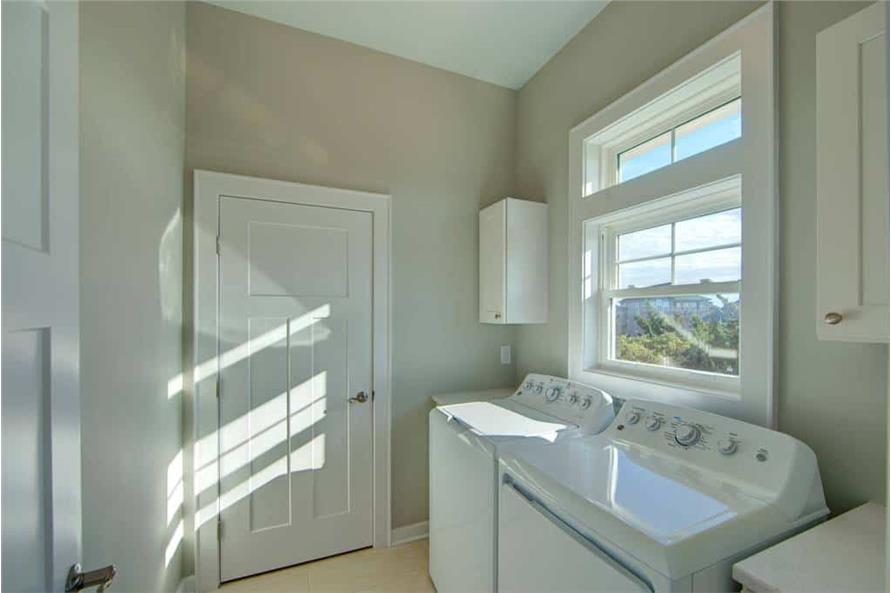 Laundry Room of this 3-Bedroom,1581 Sq Ft Plan -1581