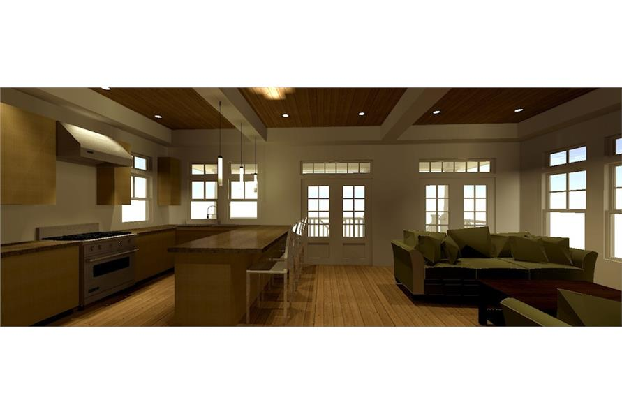 Home Interior Photograph of this 3-Bedroom,1581 Sq Ft Plan -1581